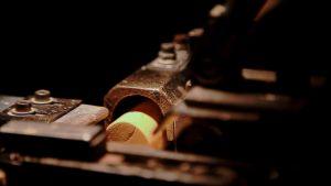 Proceso de fabricación del tapón de corcho para botellas de vino